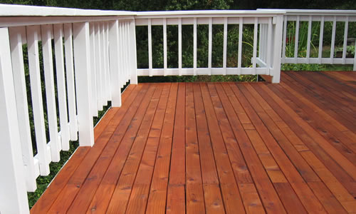 Deck Staining in Bloomington IN Deck Resurfacing in Bloomington IN Deck Service in Bloomington
