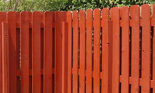 Fence Painting in Bloomington IN Fence Services in Bloomington IN Exterior Painting in Bloomington IN
